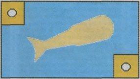 Изготовление поролоновой рыбки методом горячей штамповки